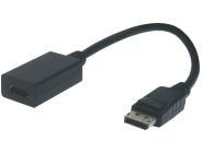 0,2M DP - HDMI, M/F