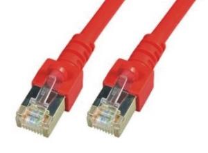 CAT5e-SF/UTP-PVC-0.50M-RED