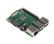 Raspberry PI 3B+, 1.4GHz, 64bit quad-core