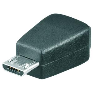 USB 2.0 Adapter - micro B St > mini B Bu