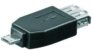 USB 2.0 Adapter - A Bu > micro A St
