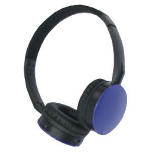Bluetooth Kopfhörer, inkl. EVA Case, blau