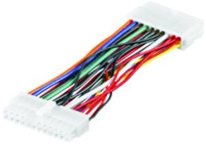 Internes Stromkabel / S-06 EATX 24M > ATX20F / 0.15m