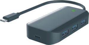 USB-C 3.1 HUB - 3xUSB-A, 1xUSB-C