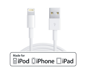 1M Lightning TO USB 2.0 CABLE