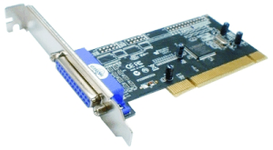 Schnittstellenkarte PCI - Parallel - 1 Port