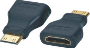 HDMI Adapter - C mini St / 19p A Bu - G
