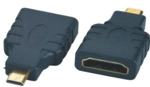 HDMI Adapter - D micro St / 19p A Bu - G