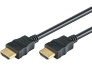 HDMI Hi-Speed Kabel - 4K/60Hz - 1.5m - schwarz
