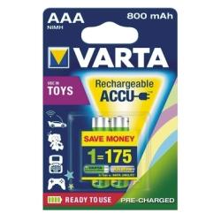 Varta HR03 - 56783, AAA, 1.2V