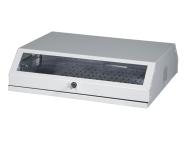 Wallmountcabinet 19 Zoll -3HE v - 5HE h - lichtgrau