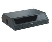 Wallmountcabinet 19 Zoll -3HE v - 5HE h - schwarz