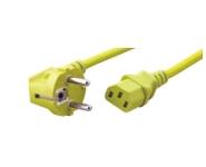 1.8M Power Cord CEE7/7-C13-YE