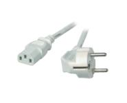 2.0M Power Cord CEE7/7-C13-GR