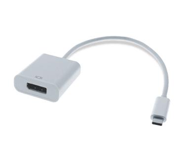 0,2M USB-C 3.1 - HDMI, 4K@60Hz, 18Gbits, weiß