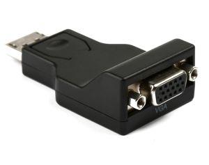 DisplayPort 1.2 - VGA (15p) Converter, St/Bu