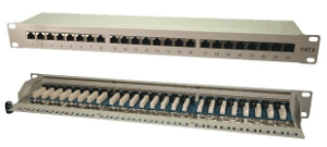Patch Panel CAT 6, 24 Port