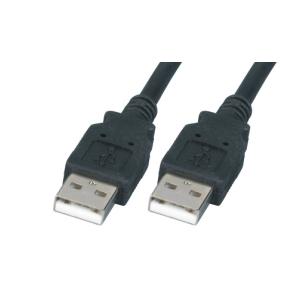 1.8M USB 2.0 A/M to A/M LSZH