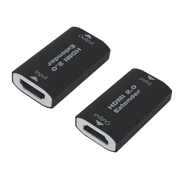 HDMI 2.0 Extender 4K, 2x HDMI Buchse Typ A