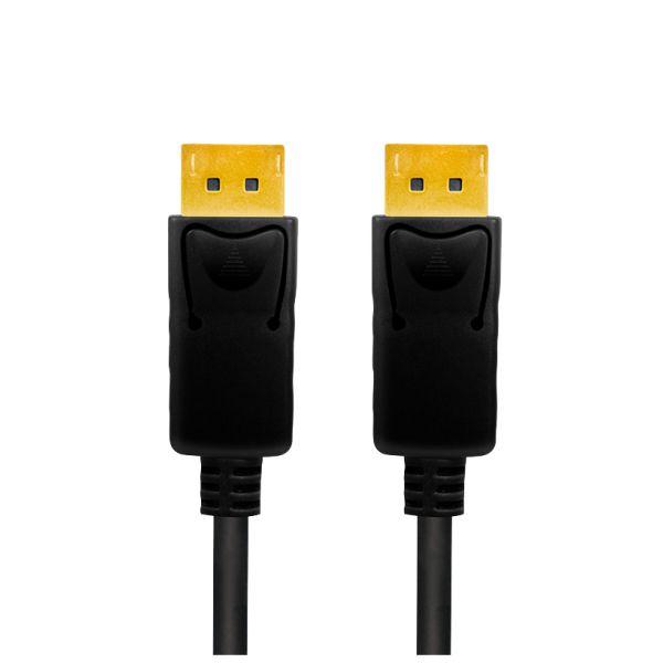 DisplayPort 1.4 Anschlusskabel, 8K@60Hz, 4K@120Hz, St/St, 2m
