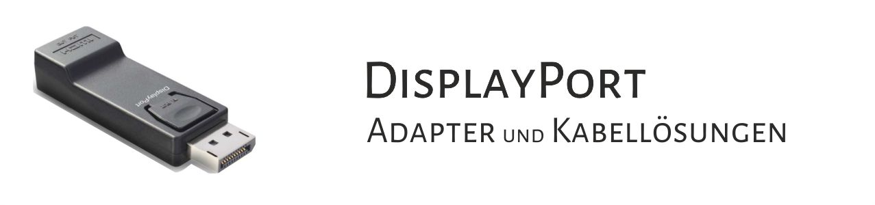 Banner DisplayPort