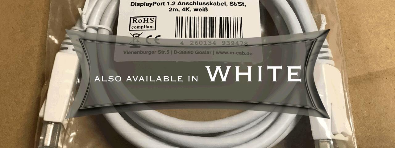 Banner DisplayPort
